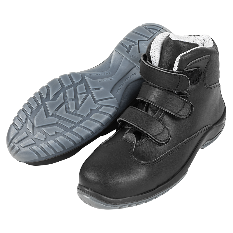 DURA-Worker Safety Boots with light plastic toecap